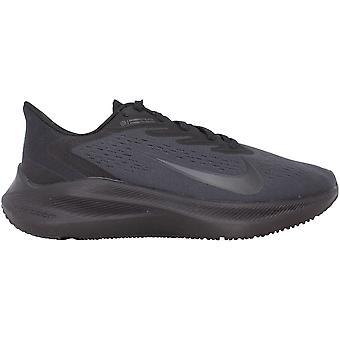Nike Zoom Winflo 7 Musta/Musta-Antrasiitti CJ0302-002 Naisten