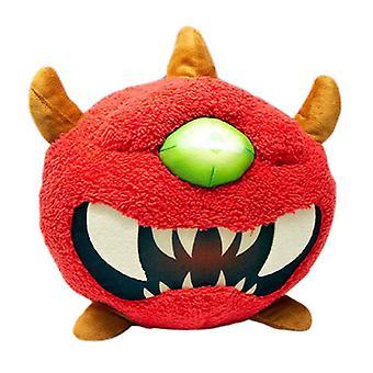أفخم Cacodemon شيطان Dolldoom كلاسيك كودمون المتضخم