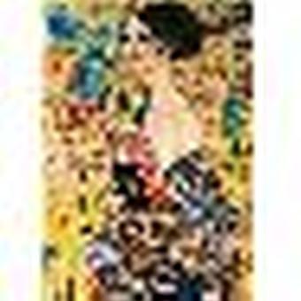 1000 Piece Jigsaw Puzzle: Klimt Gustav - Woman With A Fan (detail), Dtoys