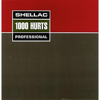 Shellac - 1000 Hurts [Vinyl] USA import