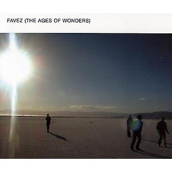 Favez - Ages of Wonders USA import