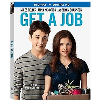Get a Job [Blu-ray] USA import