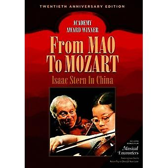 From Mao to Mozart [DVD] USA import