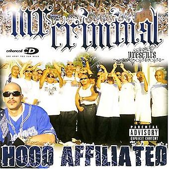 Mr. Criminal Presents - Hood Affiliated [CD] USA import