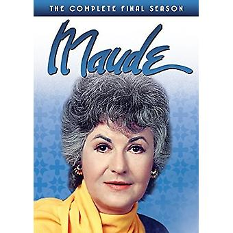 Maude: Importación de los E.e.u.u. de estación Final [DVD]