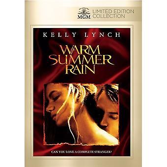 Warm Summer Rain [DVD] USA import
