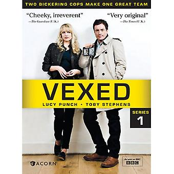 Vexed - Vexed: Series 1 [DVD] USA import