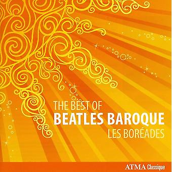 Les Boreades - The Best of Beatles Baroque [CD] USA import