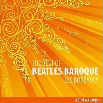 指揮レ ・ ボレアード -、最高のビートルズ バロック [CD] USA 輸入