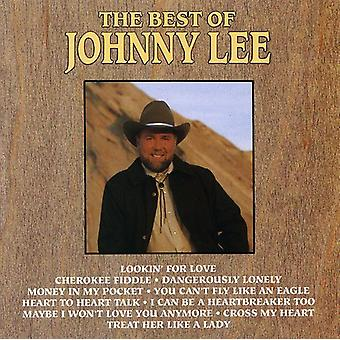 Johnny Lee - Best of Johnny Lee [CD] USA import