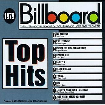 Billboard Top Hits - 1979-Billboard Top Hits [CD] USA import