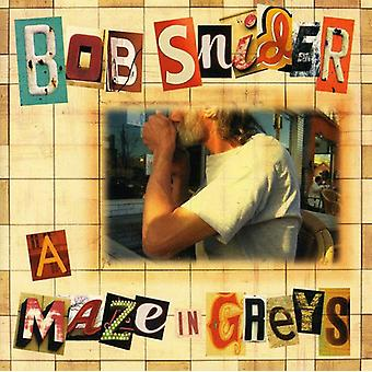 Importation de Bob Snider - labyrinthe en gris [CD] é.-u.