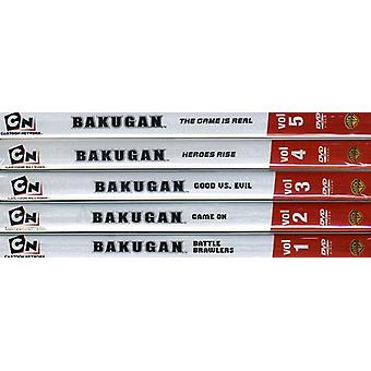 Baukugan : Vol. 1-5 [DVD] USA import