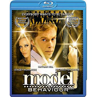Model Behaviour [DVD] USA import