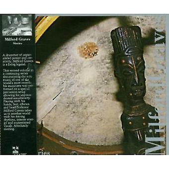 M. Graves - Stories [CD] USA import