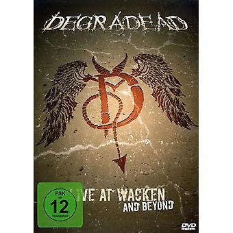 Degradead - Live at Wacken & Beyond [DVD] USA import