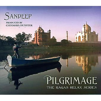Sandeep - Pilgrimage [CD] USA import