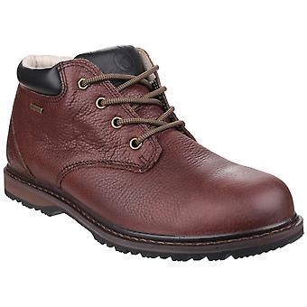 Cotswold Mens Bredon Hiking Shoe Brown