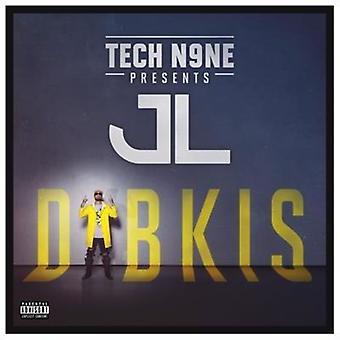 Jl - Tech N9NE Presents Dibkis [CD] USA import