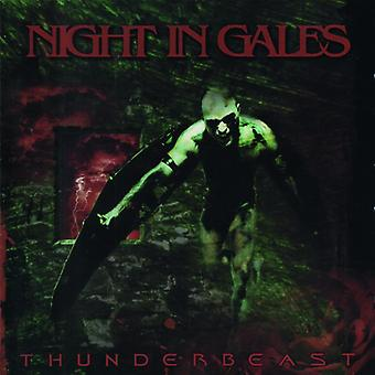 Night in Gales - Thunderbeast [CD] USA import