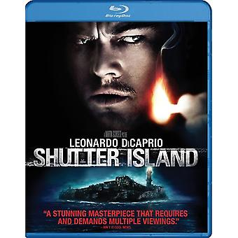 Shutter Island [Blu-ray] USA import