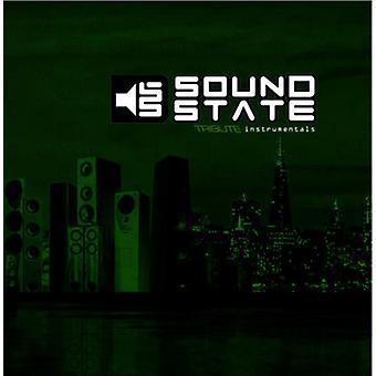 Fanatik (Onbeats) - Tribute Instrumentals [CD] USA import