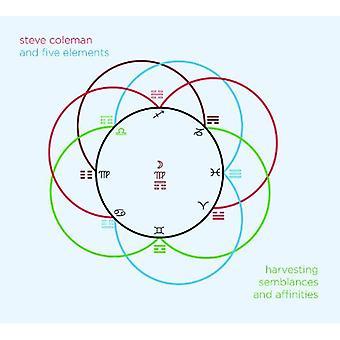Coleman, Steve Five Elements - Harvesting Semblances & Affinities [CD] USA import