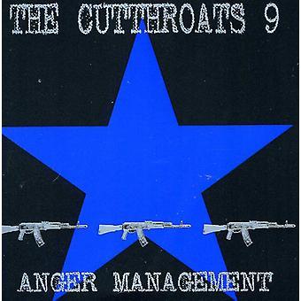 Cutthroats 9 - Anger Management [CD] USA import