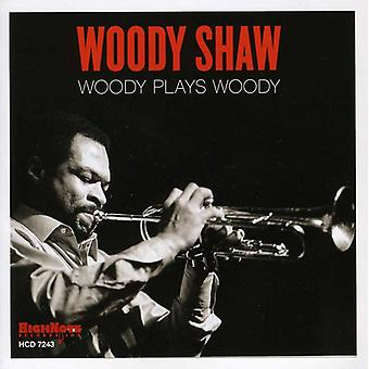 Woody Shaw - Woody Plays Woody [CD] USA import