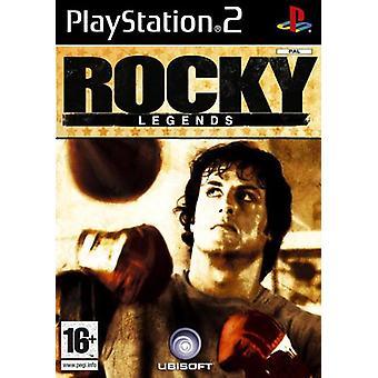 Rocky Legends (PS2) - Neue Fabrik versiegelt