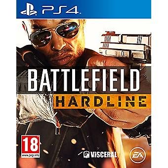 Battlefield Hardline (PS4)-nytt