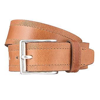 LLOYD Men's belt belts men's belts leather belts men's leather belts beige 3320