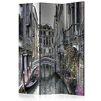 3-teiliges Paravent - Romantic Venice [Room Dividers]