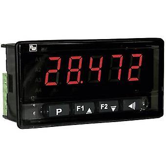 Wachendorff DA9602R0 Temperature controller J, K, T, E, N, R, S, B, Pt100 (L x W x H) 35 x 96 x 48 mm