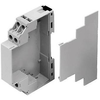 Axxatronic CMEB-CON DIN rail casing 90 x 17.5 x 58 Polycarbonate (PC) 1 pc(s)