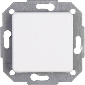 Blanco de Kopp insertar interruptor Europa Ártico, Matt 614313060