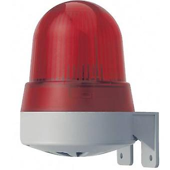 Werma Signaltechnik Combo sounder 423.110.68 Red Flash 230 V AC 92 dB