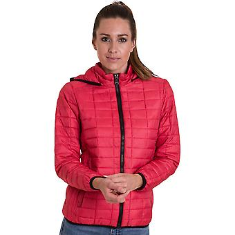Outdoor Look Womens/Ladies Doune Hooded Puffa Quilt Coat