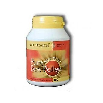 Bee Health Pollen 500mg, 100 capsules