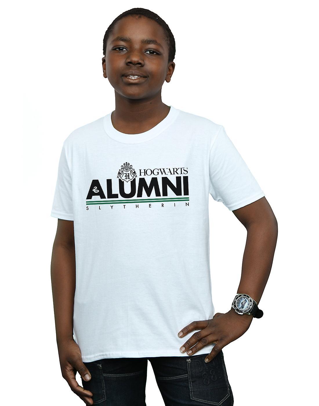 Harry Potter Boys Hogwarts Alumni Slytherin T-Shirt
