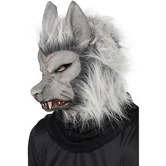Smiffy's Werewolf Mask Hair