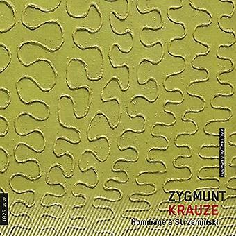 Krauze / Polish Radio National Symphony Orchestra - Hommage a Strzeminski [CD] USA import