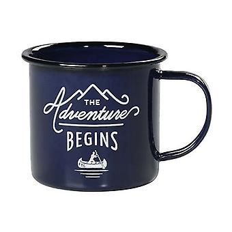 Gentlemen's Hardware Enamel Mug
