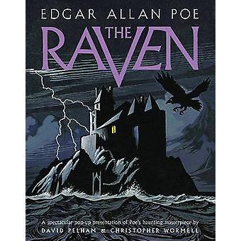 Kruk - Pop-Up Book Edgara Allana Poe - Christopher Wormell - David