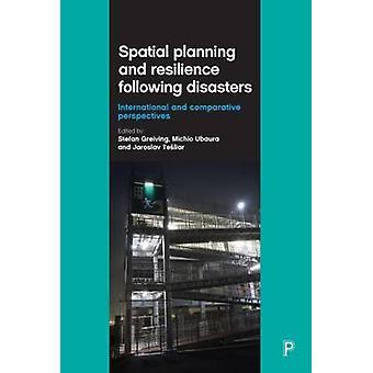 Romlig planlegging og elastisitet etter katastrofer - International en