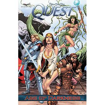 Grimm Fairy Tales - Quest by Patrick Shand - Sergio Osuna - 9781939683