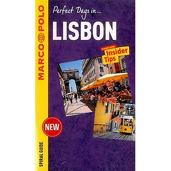 Lisbon Marco Polo Spiral Guide - 9783829755320 Book