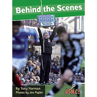 Achter de schermen - niveau 1 door Tony Norman - 9781841678313 boek