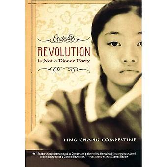 Rivoluzione non è una festa di cena