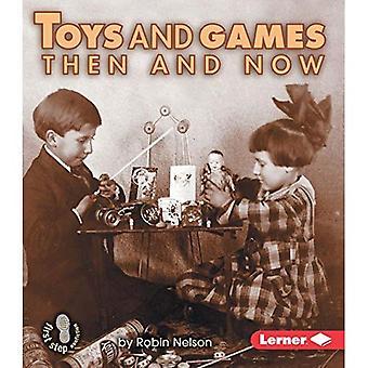 Jouets et jeux d'hier et d'aujourd'hui (première étape Nonfiction)